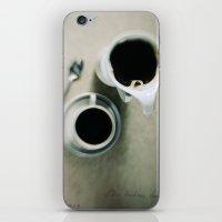 coffee.black iPhone & iPod Skin