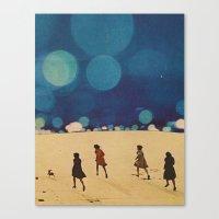 Sci-Fi...Kids... Canvas Print