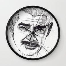 Clark Gable Wall Clock