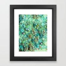 Mermaids Only Framed Art Print