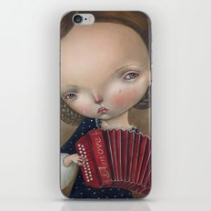 Love song iPhone & iPod Skin