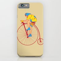 iPhone & iPod Case featuring Pennyfarthing  by Danielle Podeszek