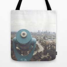 The View: Mulholland Tote Bag