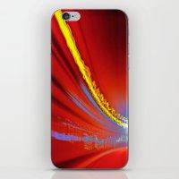 Traffic At Warp Speed II… iPhone & iPod Skin