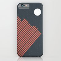 Moon Rays iPhone 6 Slim Case