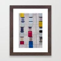 Eastern European Apartme… Framed Art Print