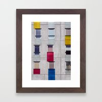 Eastern European Apartme… Framed Art Print