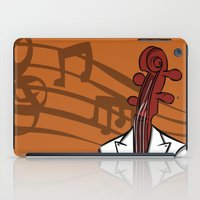 Music In My Head iPad Case