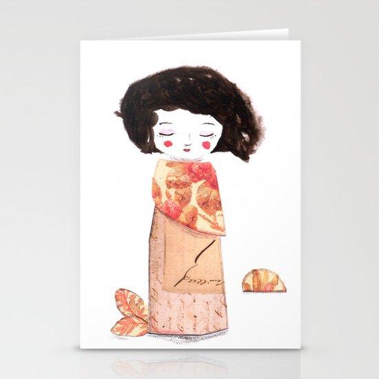 Oriental Stationery Card