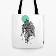 City Drips Tote Bag