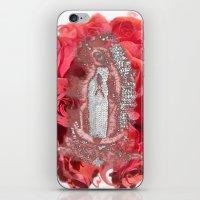 La Virgen De Guadalupe S… iPhone & iPod Skin