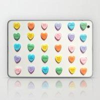 Love Books Laptop & iPad Skin