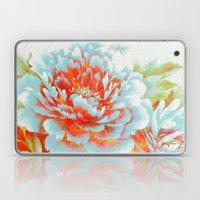textured floral Laptop & iPad Skin