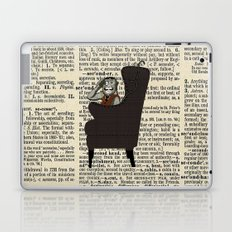 Detective Monkey Laptop & iPad Skin
