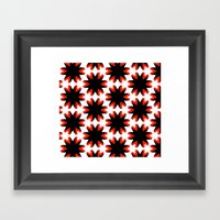 Vleminck Pattern Framed Art Print