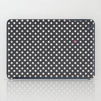 Polka Dots Walls iPad Case