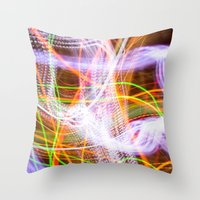 Venus Sunrise Throw Pillow