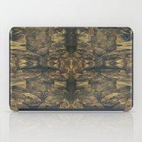 Stalagmites Version 2 iPad Case