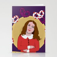 Veruca Salt Stationery Cards