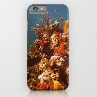 iPhone & iPod Case featuring Sea Life by Melanie Ann