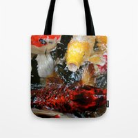 No Fishing Tote Bag