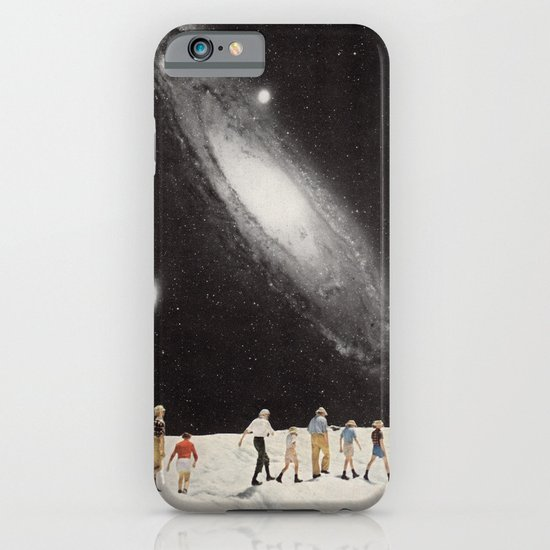 hiking under the stars iPhone & iPod Case