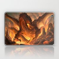 Red Dragon Laptop & iPad Skin