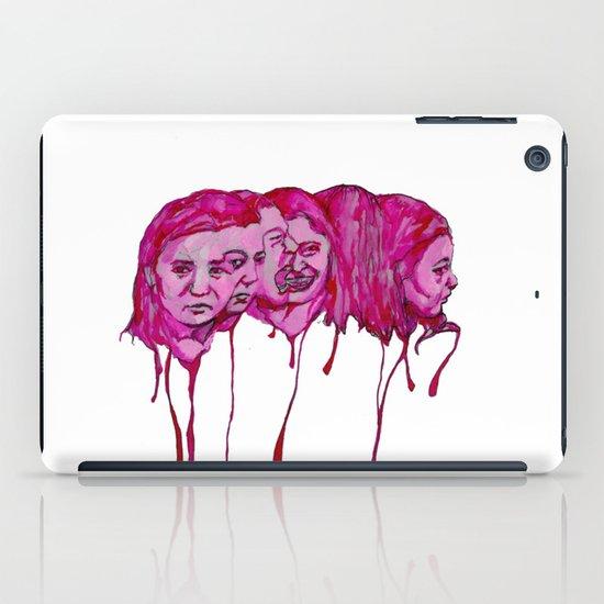 Mixed Emotions iPad Case