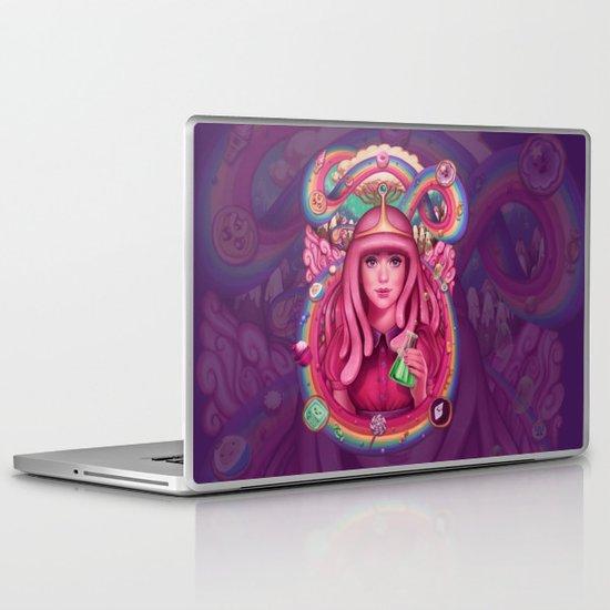 She's Got Science Laptop & iPad Skin