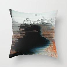 Disruptive Throw Pillow