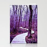 Sinuous Stationery Cards