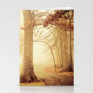 Stationery Cards featuring I Heard Whispering In Th… by Olivia Joy StClaire
