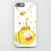 Baby's yellow submarine iPhone 6 Slim Case