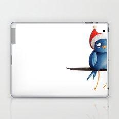 Christmas Bird Laptop & iPad Skin