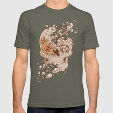 Disintegrate (A Violent Decay):  The Fragile Intensity of Existence Mens Fitted Tee Lieutenant SMALL