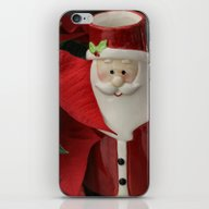 The Holidays Make Him Fe… iPhone & iPod Skin