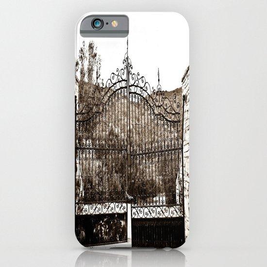 Old Gates iPhone & iPod Case