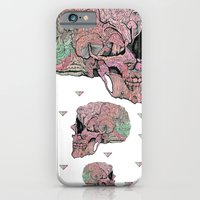 iPhone & iPod Case featuring life in cycles by Cassidy Rae Limbach