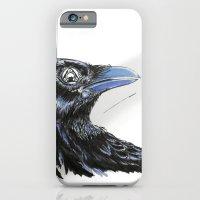 RHX Raven Logo iPhone 6 Slim Case