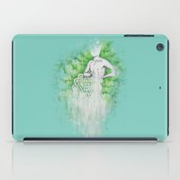 Love as Pain - Anahata in the heart iPad Case