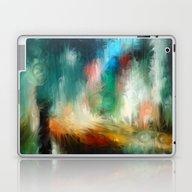 Laptop & iPad Skin featuring NYC Fall 2015 by Paul Kimble