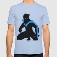 It's The Flying Graysons… Mens Fitted Tee Athletic Blue SMALL