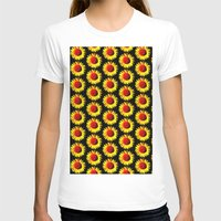 Sunflower group Womens Fitted Tee White SMALL