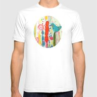 T-shirt featuring Vivant by Sylvie Demers