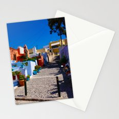 Santorini Alley Stationery Cards