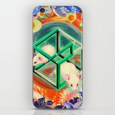 Life, as many people have spotted, is, of course, terribly unfair. iPhone & iPod Skin