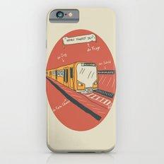 U-BAHN  Slim Case iPhone 6s