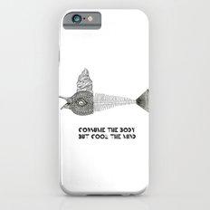 Consume the body iPhone 6 Slim Case