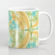 Geometric harmony Mug