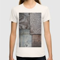 Covers Womens Fitted Tee Natural SMALL